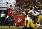 Buccaneers comeback falls short, lose to Steelers