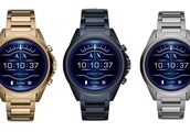 Armani Exchange touchscreen smartwatch launches, ready with Wear OS