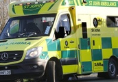 Person critically injured in workplace accident