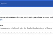 Chrome 70 will let users decline to linking web, browser sign-in