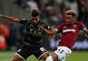 West Ham youngster Diangana continues to train with first-team
