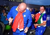 Thomas Bjorn's tattoo promise gave Europe extra motivation to win Ryder Cup, Ian Poulter reveals