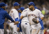 Brewers top Tigers; NL Central tiebreaker VS Cubs next
