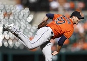 Charlie Morton goes into Astros' postseason on good note