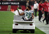 Earl Thomas suffers a broken leg fulfilling the prophecy