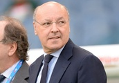 Juventus sporting director Paratici happy to fill Marotta void