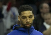 Jahlil Okafor Left on Crutches After Injuring His Right Ankle in His Pelicans Debut