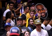 Fans Optimistic About Lakers Chances At Former Glory As LeBron Dons Purple And Gold In Debut