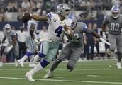 Prescott's rookie flashback gives Cowboys building block