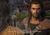 Assassin's Creed Odyssey let me tell this NPC what I think of her stupid sidequest