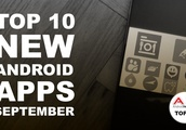 Top 10 New Android Apps — September 2018