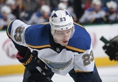 St. Louis Blues: Jaskin, Thorburn Placed on Waivers