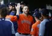 In season of struggles, playoffs offer Astros' Carlos Correa a clean slate