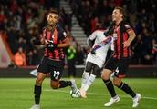 English Premier League: Bournemouth 2-1 Crystal Palace – Match report