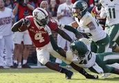 No. 7 Oklahoma pieces together running game without Anderson