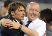 Antonio Conte and Beppe Marotta 'to be reunited at Manchester United' after Juventus chief leaves