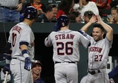 Projecting the Astros' ALDS roster