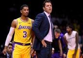 Lakers to Change Starting Lineup for Second Preseason Game