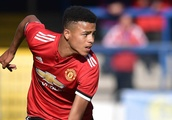 Highly Rated Manchester United Youngster Mason Greenwood Signs Professional Contract