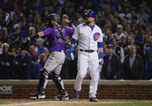 Rockies, Cubs Tied At 1 After 10 In NL Wild-Card Game