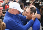 Thomas Bjorn revels in the Ryder Cup glory that will sustain him for a lifetime
