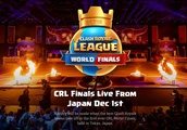 Clash Royale League World Finals Set for December 1