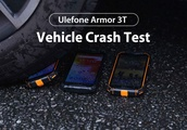 Ulefone Armor 3T Gets Run Over by Car Multiple Times: Video