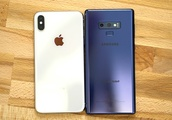 Video smackdown: Comparing the iPhone XS Max versus the Samsung Galaxy Note 9