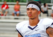 Miami and Auburn Set to Battle it Out for Nation's No. 1 WR After He Decommitted From Georgia