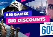 Comienza la promoción Grandes juegos, grandes descuentos en PlayStation Store