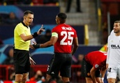 Manchester United fans react to Antonio Valencia's social media blunder