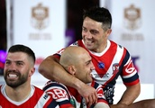 Justin Holbrook inspired by Sydney Roosters and Cooper Cronk triumph ahead of St Helens' Grand Fina