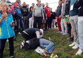 I could have died when hit by Koepka ball, says blinded fan