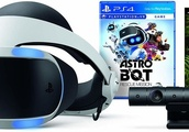 PlayStation VR bundle includes Astro Bot and Moss