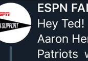 Fantasy Football Owner Trolls ESPN by Asking Why Aaron Hernandez Isn't Available