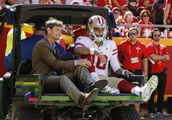 49ers' Garoppolo has surgery; 3 linemen miss practice