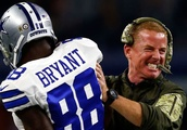 Jason Garrett Comments on Possibility of Bringing Back Dez Bryant