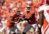 Clemson Reacts to Passing of Former RB CJ Fuller