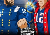 TNF's Graphic of Tom Brady and Andrew Luck Looks Literally Nothing Like Them