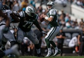 Broncos get up close look at QB Darnold, Jets