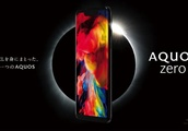 Sharp AQUOS Zero rolls out with in-house OLED screen