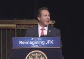 Cuomo Announces $13 Billion Plan To Rebuild JFK Airport
