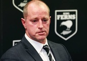 Kiwis coach Michael Maguire turns down Manly job