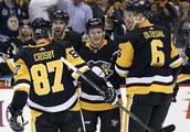 Kris Letang lifts Penguins past Capitals, 7-6 in OT