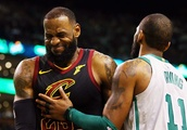 Kyrie Wanting to Stay With Celtics Proves His Fuss Over LeBron Was for Nothing