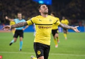 Soccer Champions League / Borussia Dortmund - as Monaco 3: 0