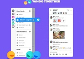 Yahoo Together is the new Yahoo! Messenger