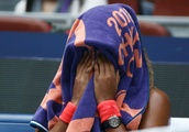 Naomi Osaka in tears but survives huge scare against Zhang Shuai to reach China Open semi-finals in