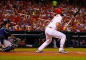 St. Louis Cardinals Matt Carpenter avoids grounding into double plays
