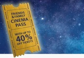 O2 introduces Popcorn Pass to give you 40% off cinema tickets with its phone deals